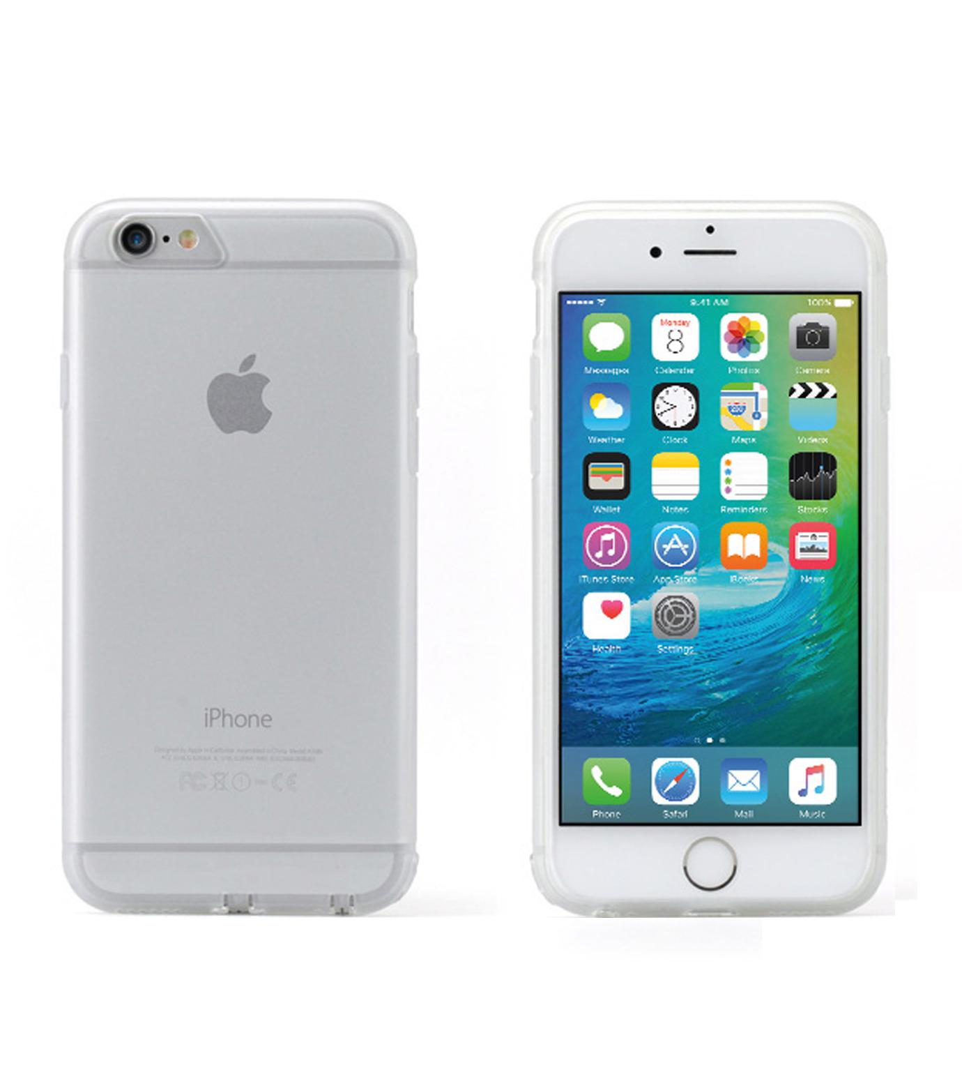 Tunewear(チューンウエア)のsoftshell 6/6s-NONE(ケースiphone6/6s/case iphone6/6s)-TUN-PH-0398-0 拡大詳細画像1