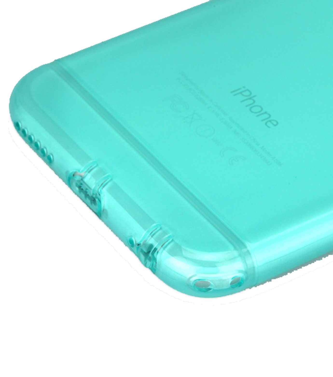 Tunewear(チューンウエア)のsoftshell 6/6s-NONE(ケースiphone6/6s/case iphone6/6s)-TUN-PH-0398-0 拡大詳細画像4