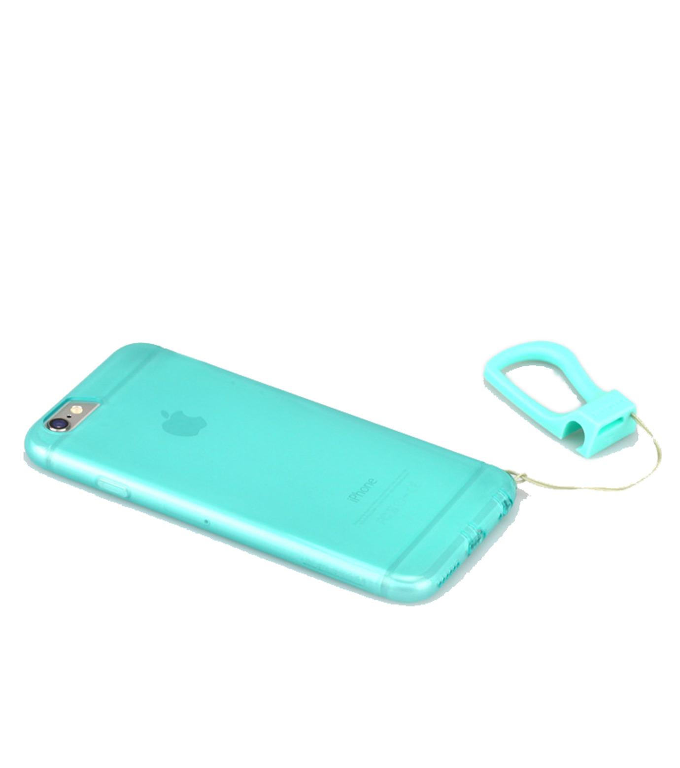 Tunewear(チューンウエア)のsoftshell 6/6s-CHARCHOL GRAY(ケースiphone6/6s/case iphone6/6s)-TUN-PH-0399-12 拡大詳細画像3