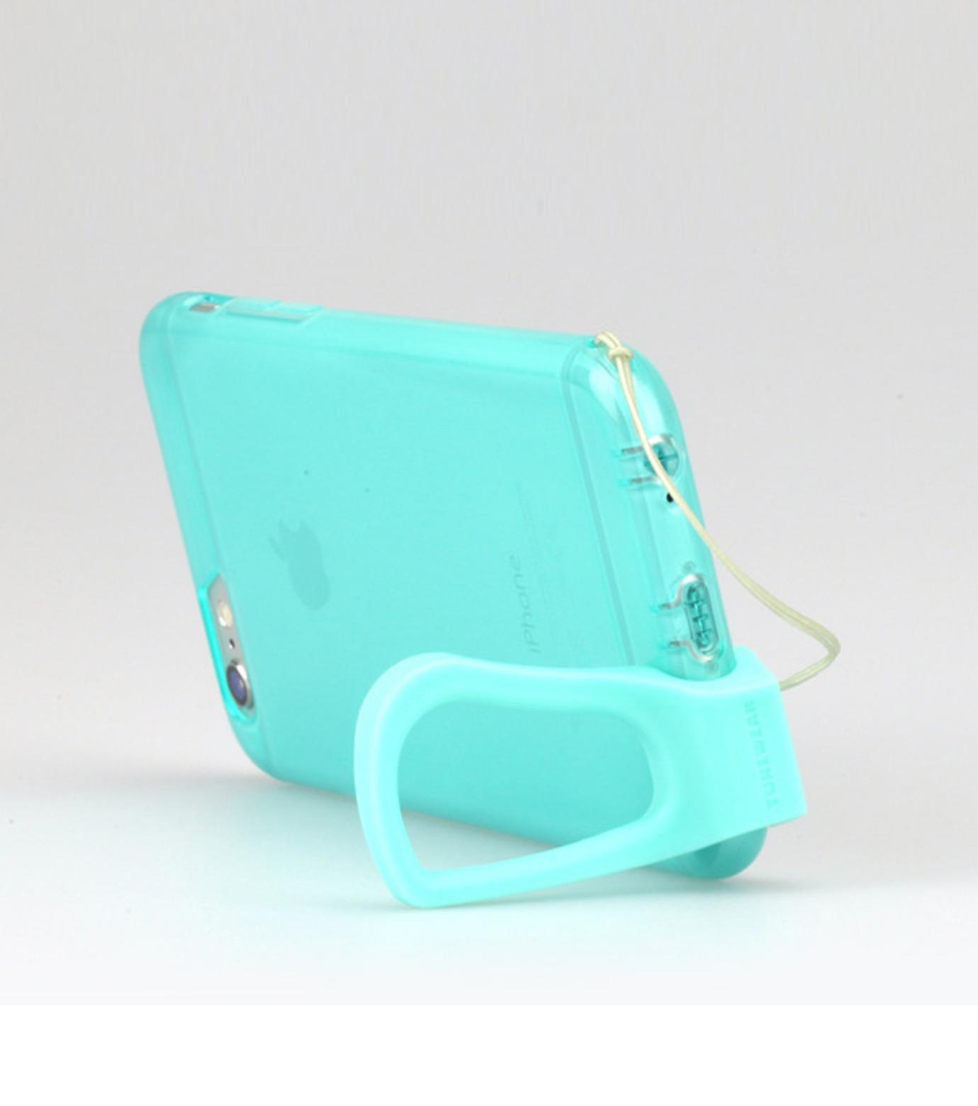 Tunewear(チューンウエア)のsoftshell 6/6s-CHARCHOL GRAY(ケースiphone6/6s/case iphone6/6s)-TUN-PH-0399-12 拡大詳細画像7