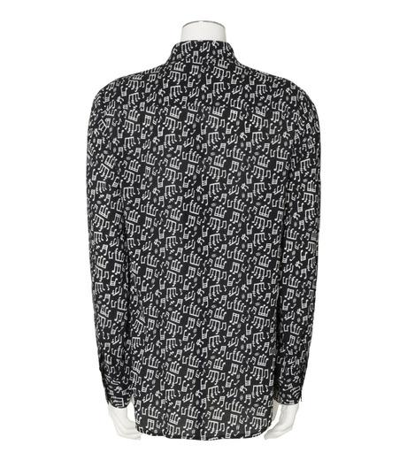 GARCONS INFIDELES(ギャルソン・インフィデレス)のMusic Shirt-BLACK(シャツ/shirt)-TUNES-13 詳細画像2