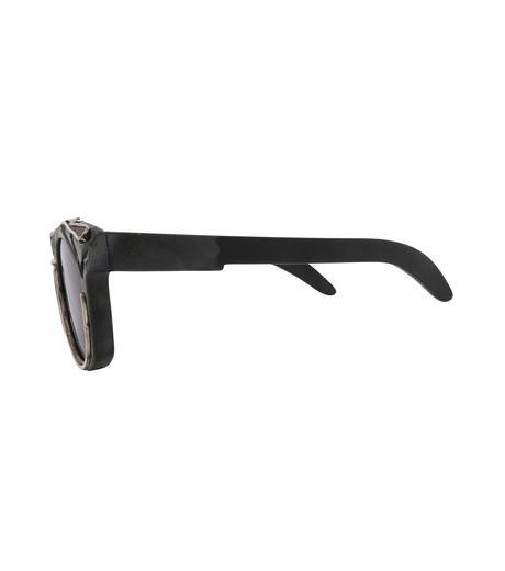 KUBORAUM()のRound Lens-BLACK(アイウェア/eyewear)-U6-BT-RX-13 詳細画像2