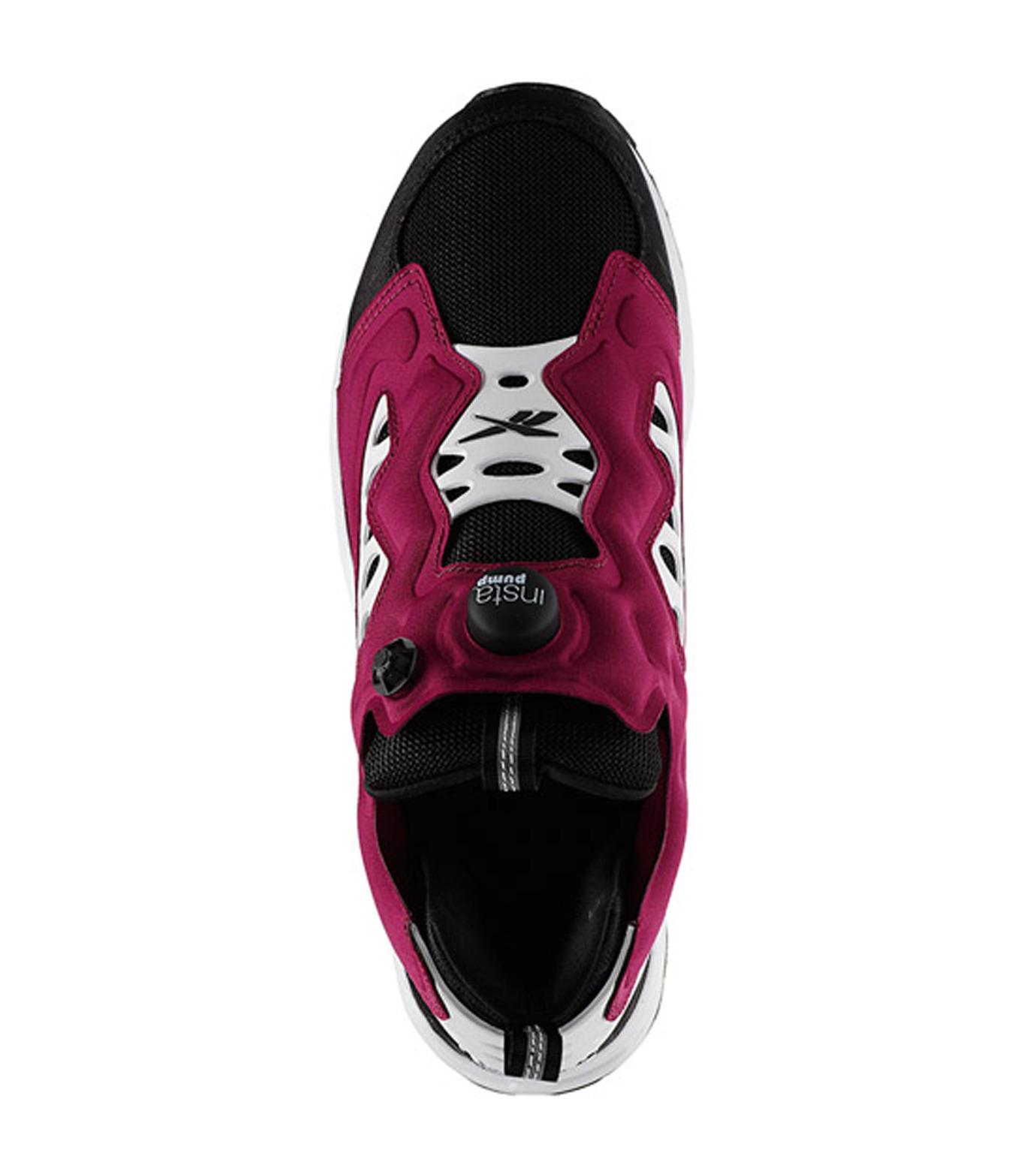 Reebok(リーボック)のINSTAPUMP FURY ROAD-BLACK(シューズ/shoes)-V66587-13 拡大詳細画像3