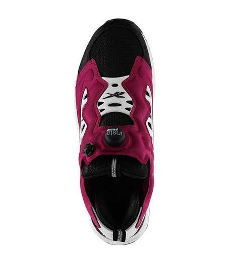 Reebok(リーボック)のINSTAPUMP FURY ROAD-BLACK(シューズ/shoes)-V66587-13 詳細画像3