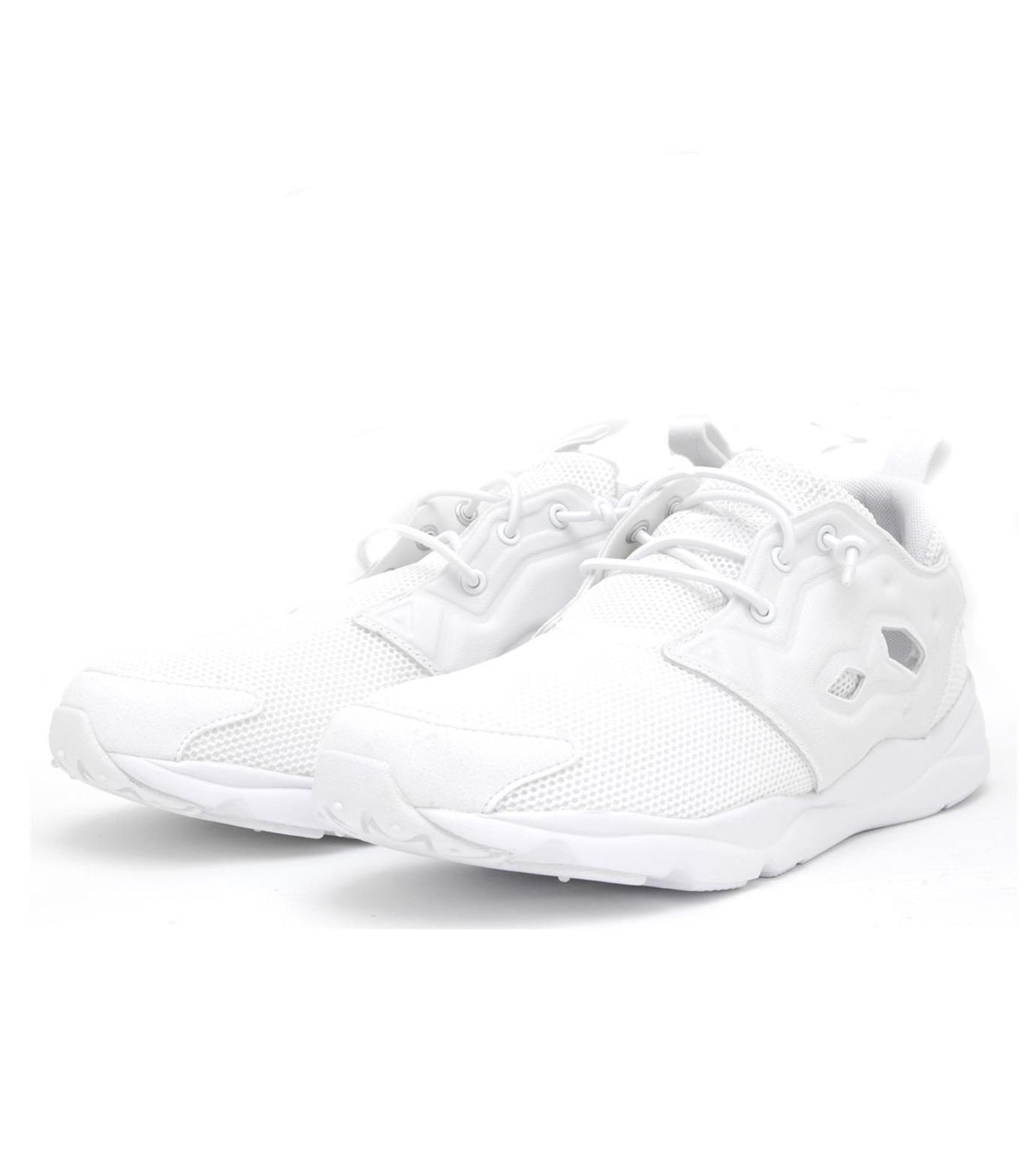 Reebok(リーボック)のFURYLITE-WHITE(シューズ/shoes)-V67158-4 拡大詳細画像3