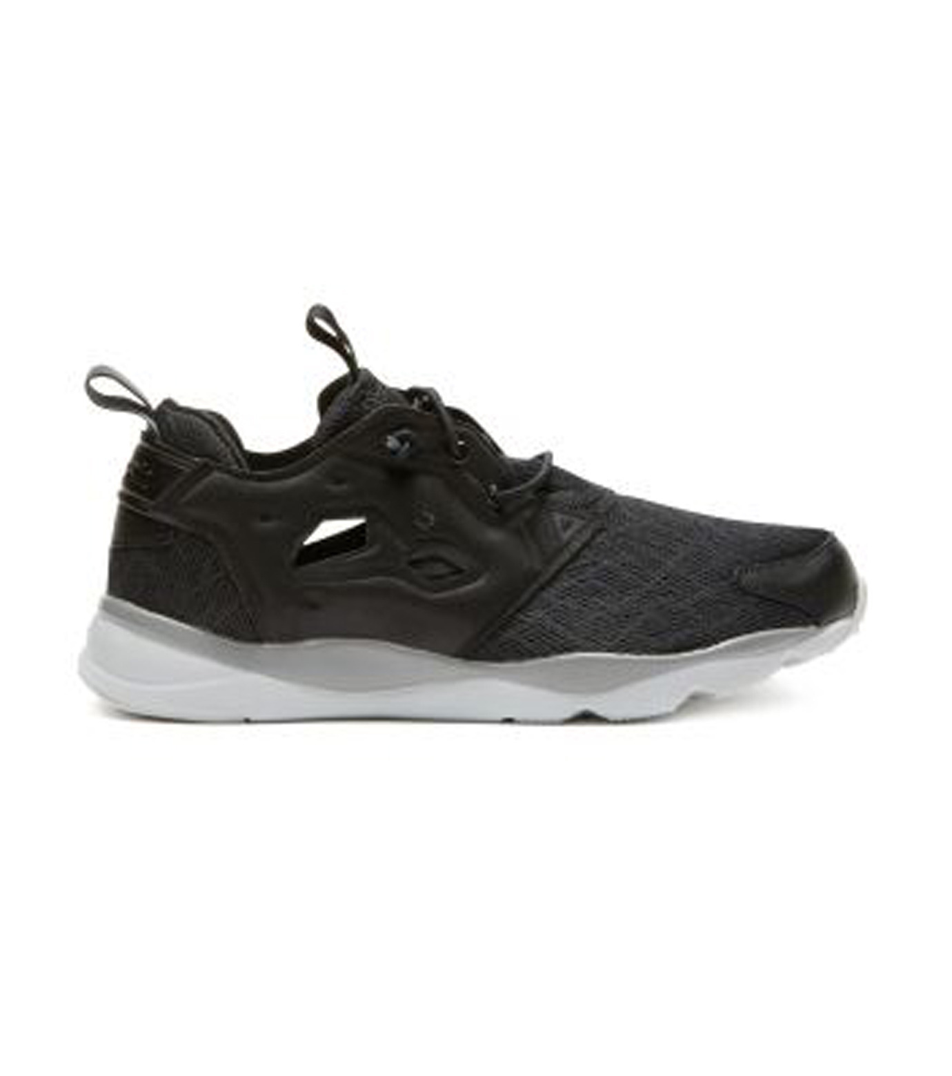 Reebok(リーボック)のFURYLITE TM-BLACK(シューズ/shoes)-V67734-13 拡大詳細画像1