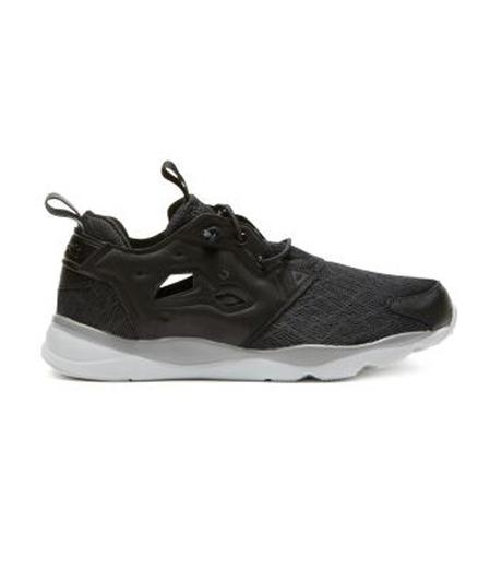 Reebok(リーボック)のFURYLITE TM-BLACK(シューズ/shoes)-V67734-13 詳細画像1