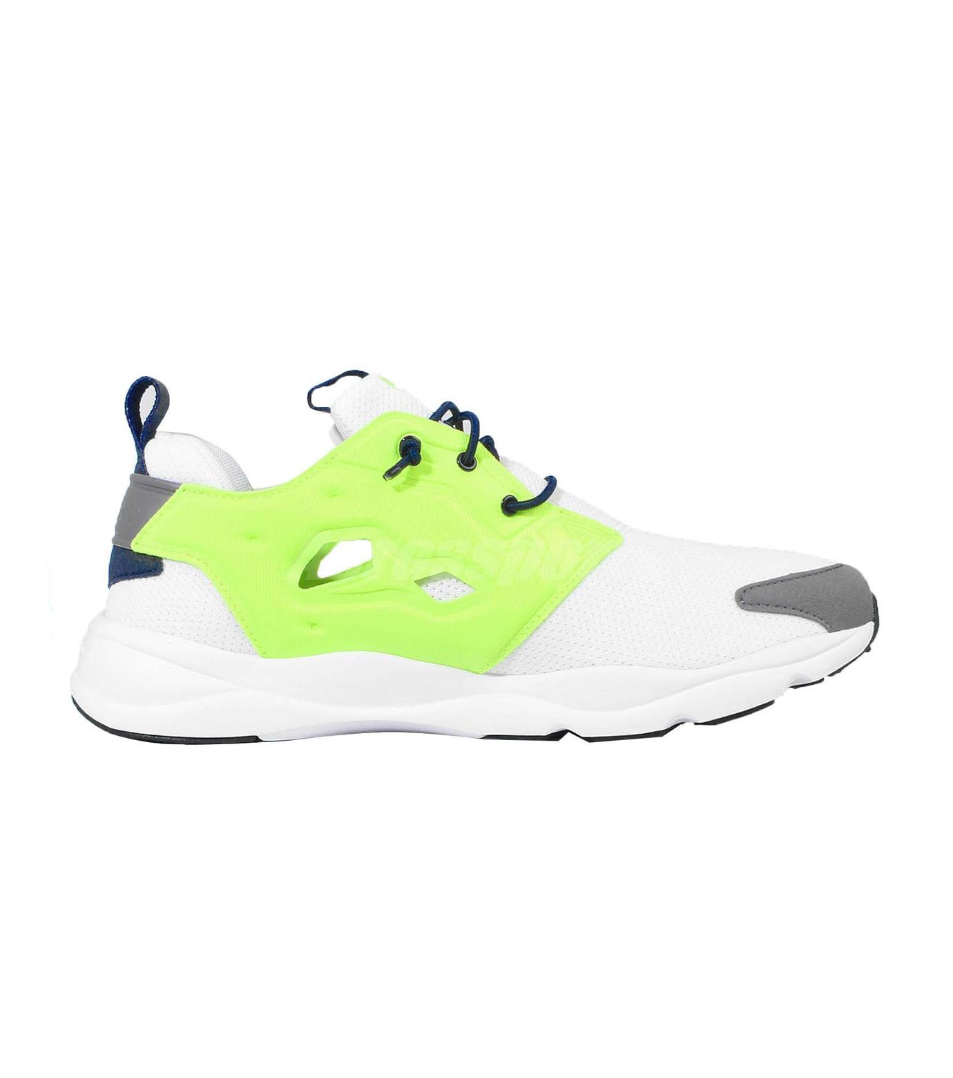 Reebok(リーボック)のFURYLITE-YELLOW(シューズ/shoes)-V69441-32 拡大詳細画像1