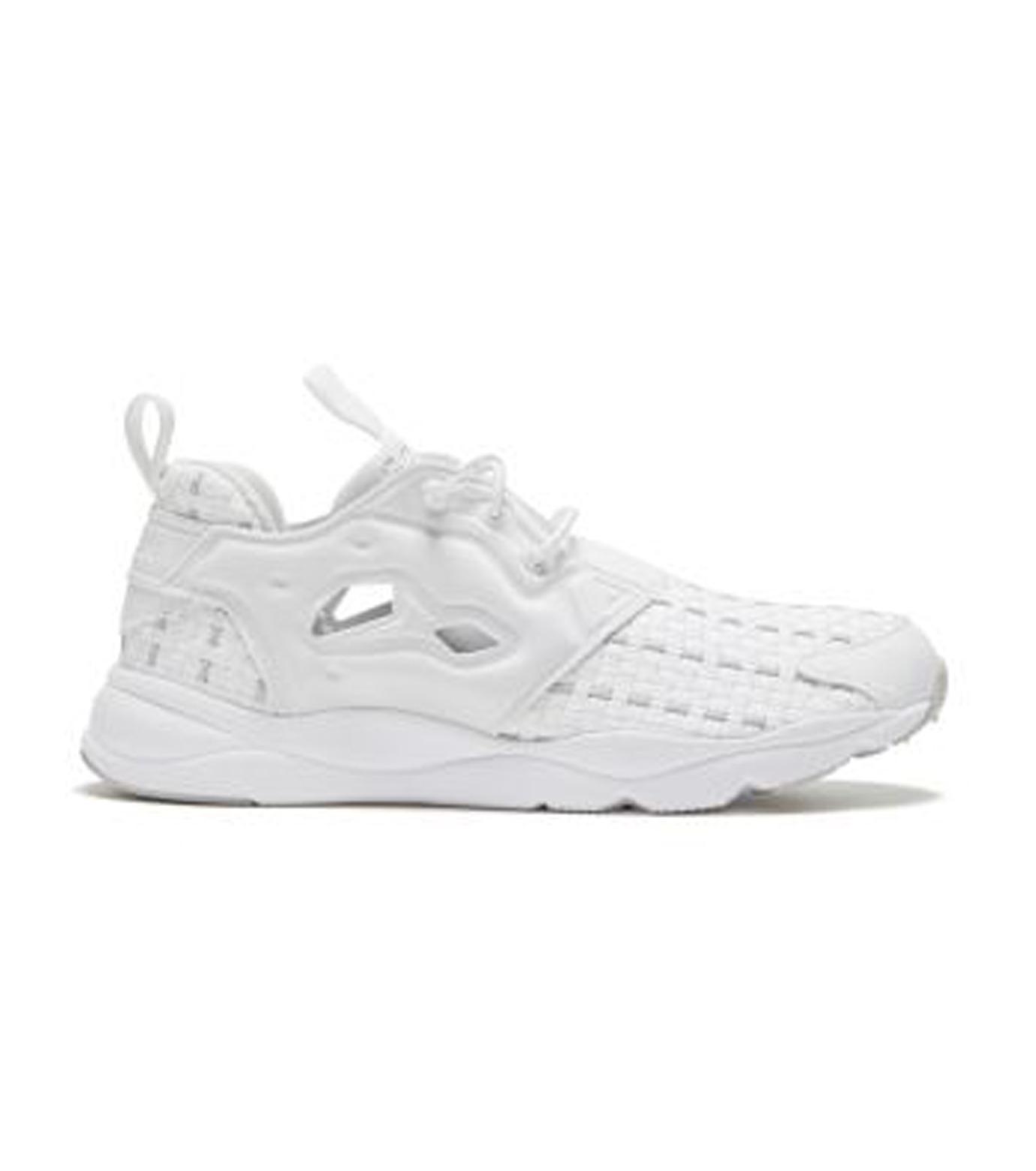 Reebok(リーボック)のFURYLITE NEW WOVEN-WHITE(シューズ/shoes)-V70797-4 拡大詳細画像1