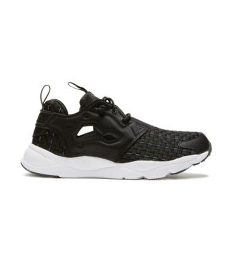 Reebok(リーボック)のFURYLITE NEW WOVEN-BLACK(シューズ/shoes)-V70798-13 詳細画像1