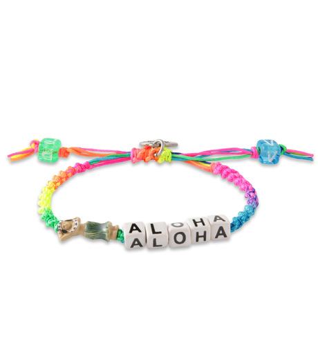 Venessa Arizaga(ヴェネッサ アリザガ)のLady Aloha Brace-MULTI COLOUR(ブレスレット/bracelet)-VA11-2007-9 詳細画像1