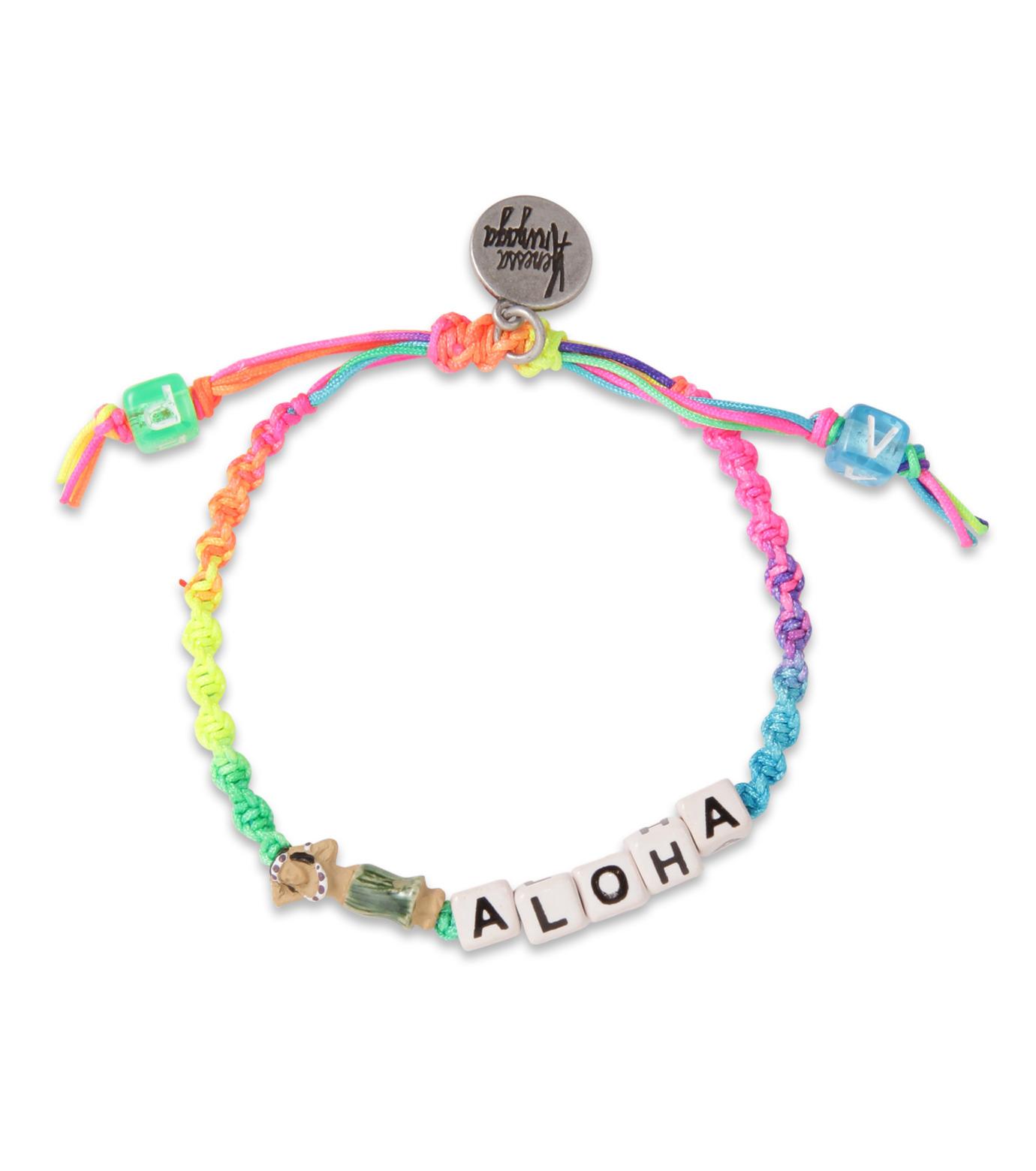 Venessa Arizaga(ヴェネッサ アリザガ)のLady Aloha Brace-MULTI COLOUR(ブレスレット/bracelet)-VA11-2007-9 拡大詳細画像2