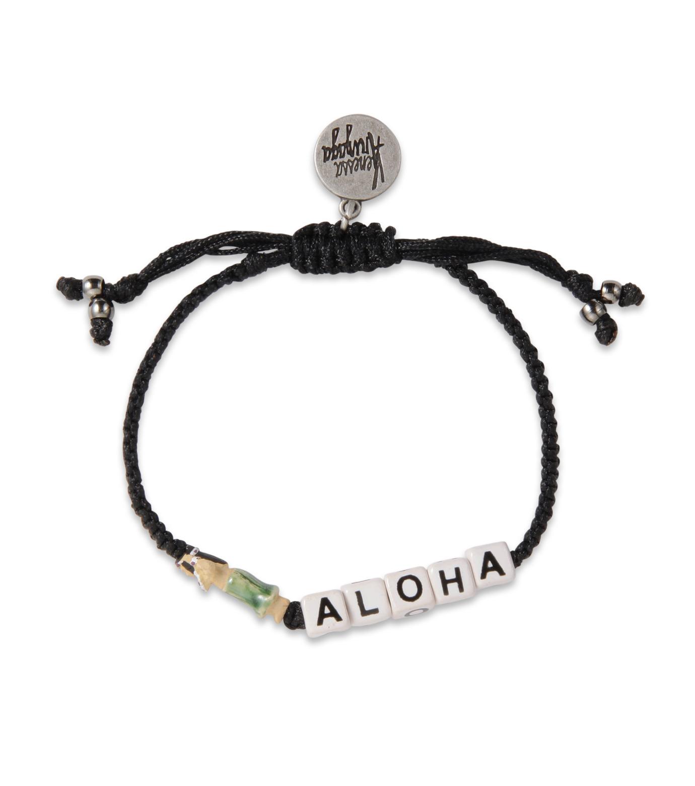 Venessa Arizaga(ヴェネッサ アリザガ)のAloha Bracelet-BLACK(ブレスレット/bracelet)-VA11-2053-13 拡大詳細画像2