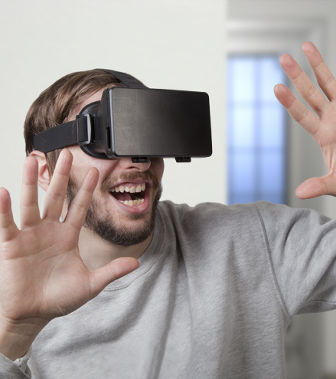 Thumbs Up(サムズアップ)のVIRTUAL REALITY HEADSET-BLACK(ガジェット/gadgets)-VIRTREALHD-13 拡大詳細画像6