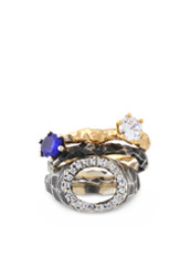 Voodoo Jewel() Empty Ring