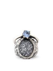Voodoo Jewel() Sigllum Ring w/Stone