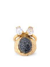Voodoo Jewel() Sigllum Ring w/Drops