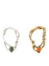 Voodoo Jewel() Actina Earrings