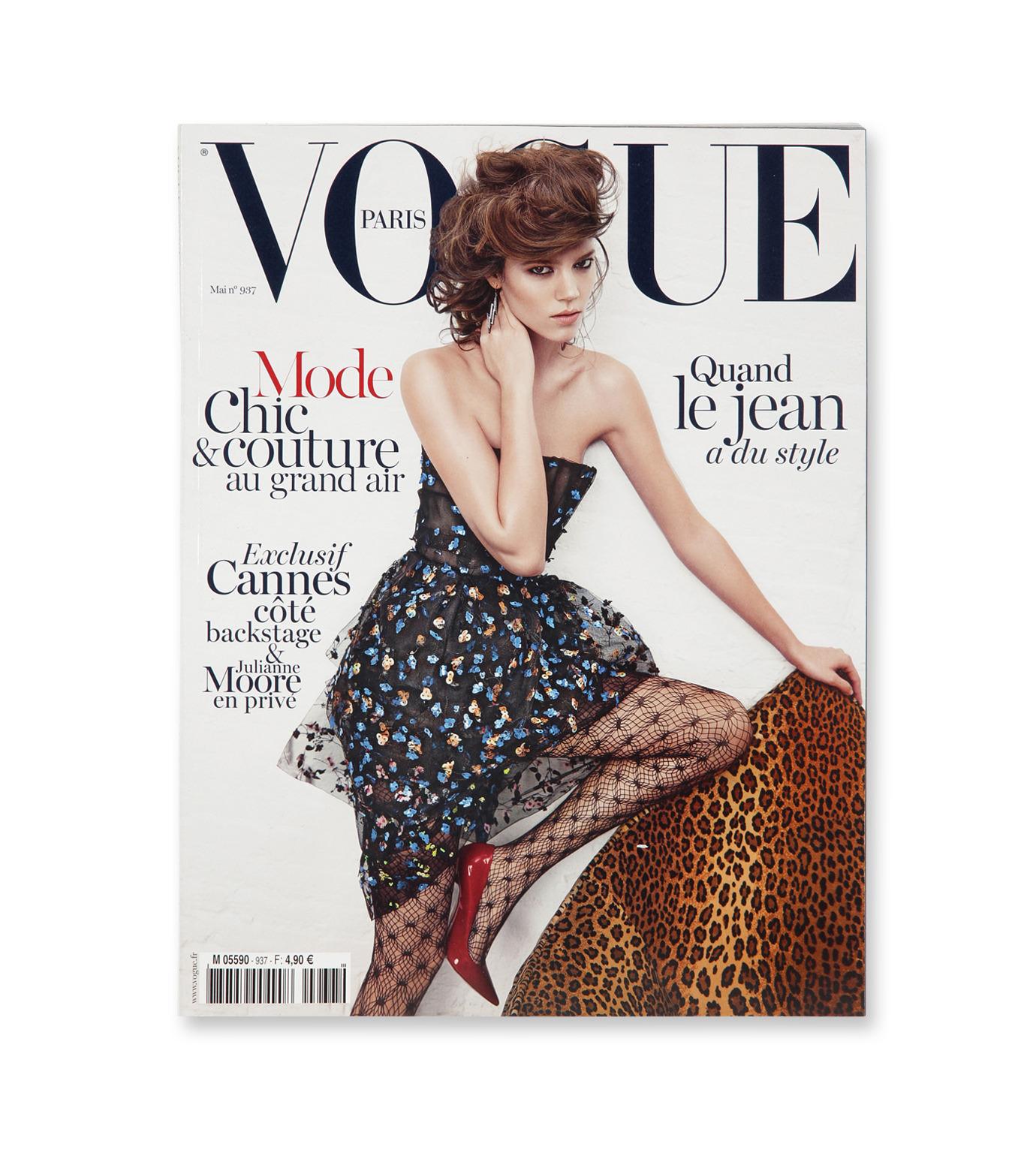 Magazine(マガジン)のVOGUE PARIS (MAY #937)-NONE-VO2722X13050-0 拡大詳細画像1