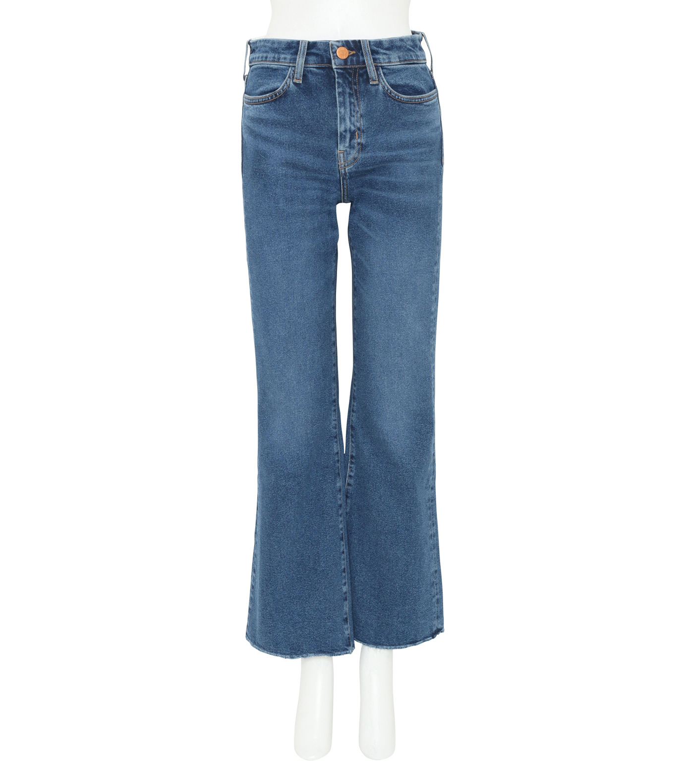 M.i.h Jeans(エムアイエイチジーンズ)のLou Flare Denim-LIGHT BLUE(デニム/denim)-W2102175-91 拡大詳細画像1