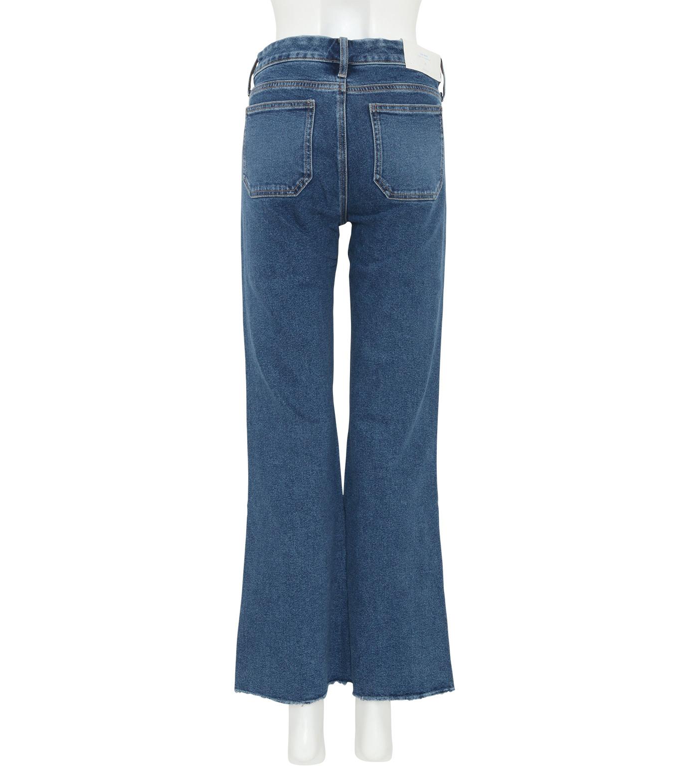 M.i.h Jeans(エムアイエイチジーンズ)のLou Flare Denim-LIGHT BLUE(デニム/denim)-W2102175-91 拡大詳細画像2
