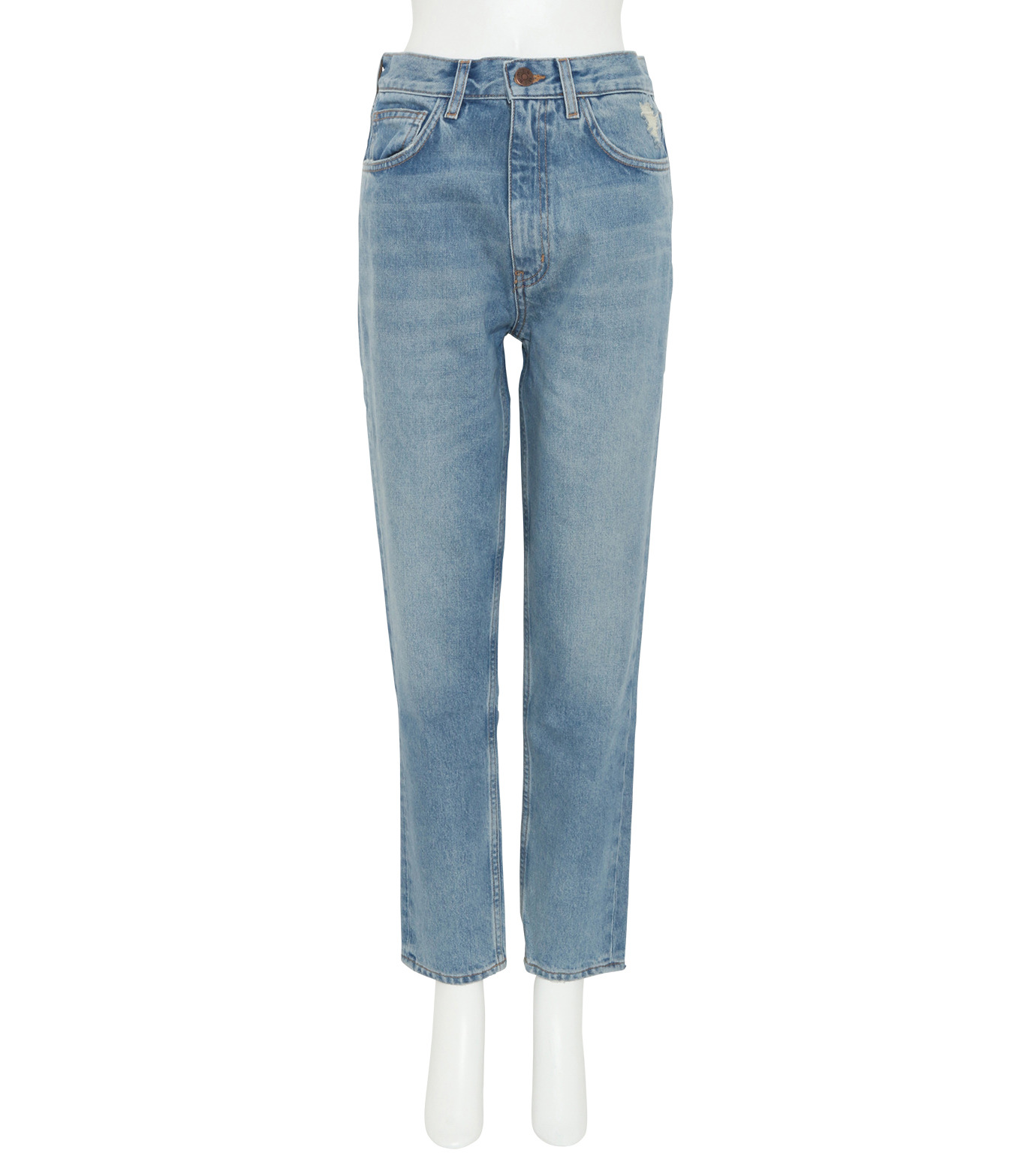 M.i.h Jeans(エムアイエイチジーンズ)のMimi Boyfriend-LIGHT BLUE(デニム/denim)-W2200101-91 拡大詳細画像1