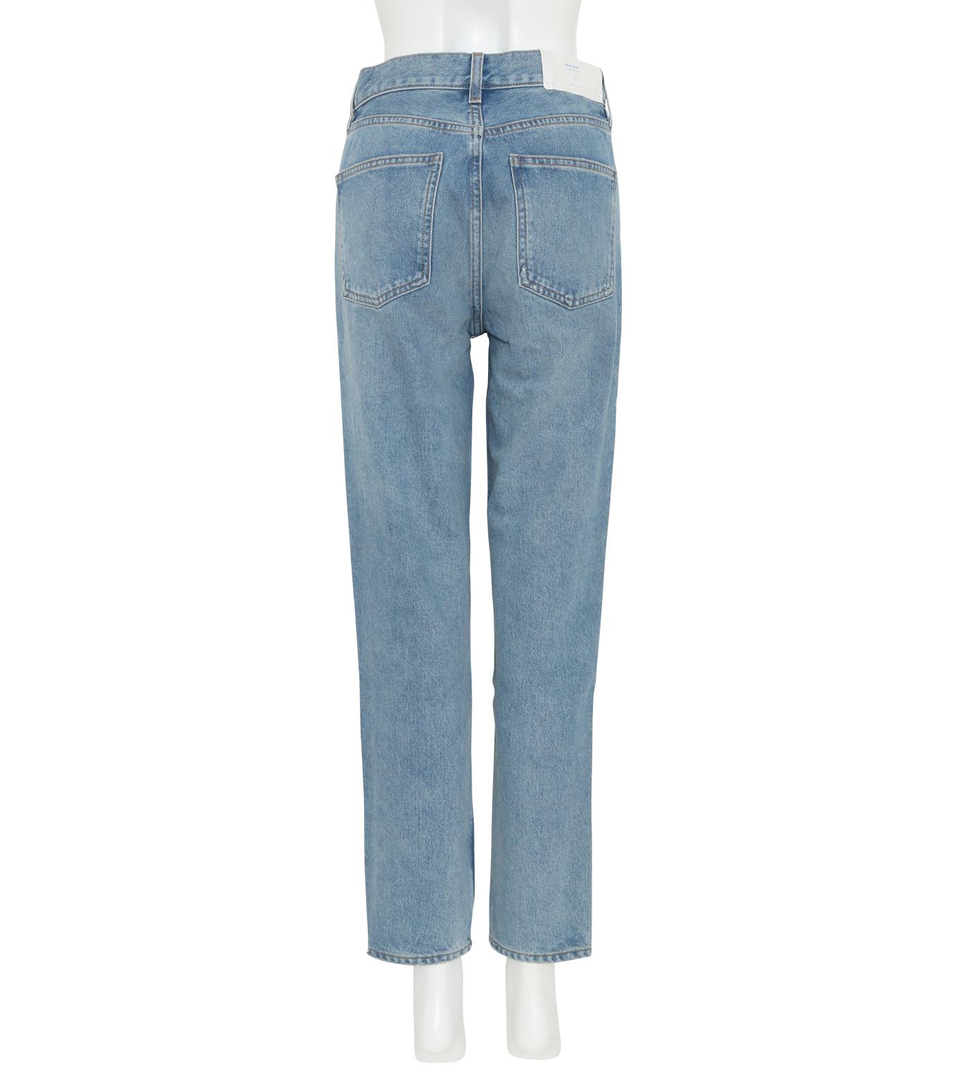 M.i.h Jeans(エムアイエイチジーンズ)のMimi Boyfriend-LIGHT BLUE(デニム/denim)-W2200101-91 拡大詳細画像2