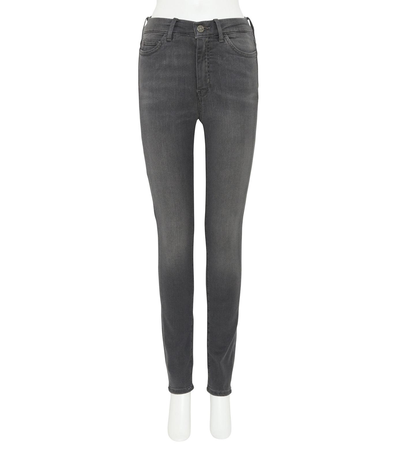 M.i.h Jeans(エムアイエイチジーンズ)のBodycon Skinny-GRAY(デニム/denim)-W2201106-11 拡大詳細画像1