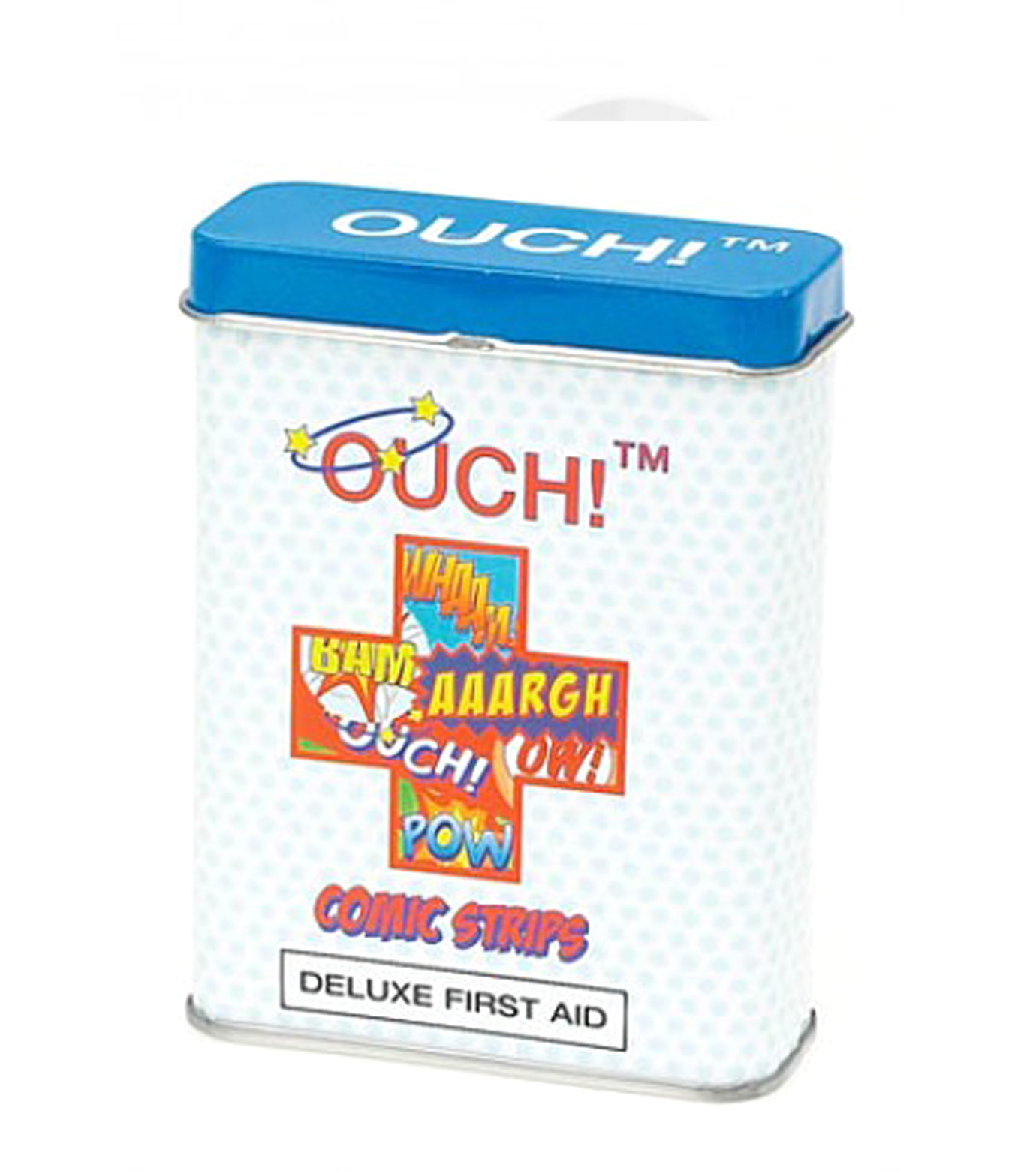 npw()のOUCH! Comic Strips-WHITE(OTHER-GOODS/OTHER-GOODS)-W4977-4 拡大詳細画像2