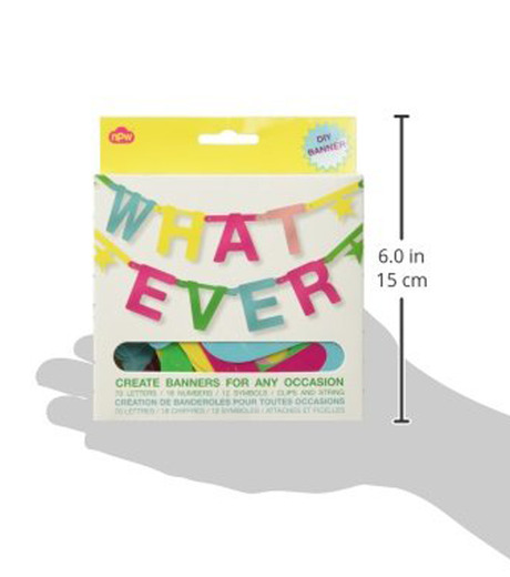 npw()のWhatever Banner Kit-MULTI COLOUR(アザーズ/others)-W7541-9 詳細画像3