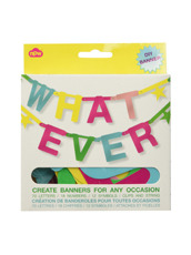 npw Whatever Banner Kit