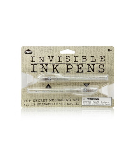 npw()のInvisible Ink Pens-WHITE(アザーズ/others)-W8524-5 詳細画像1