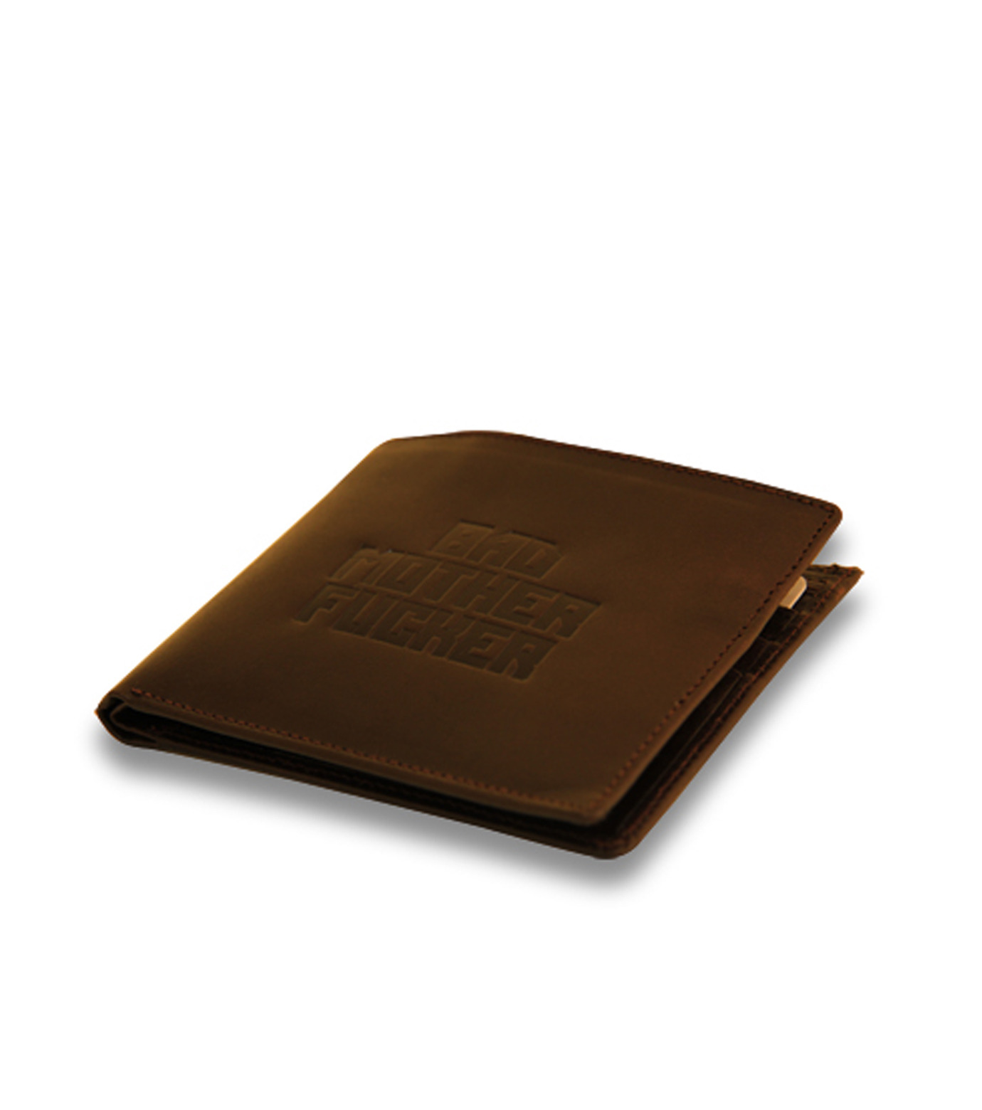 Thumbs Up(サムズアップ)のBad MO**** FU**** Wallet-BROWN(アザーズ/others)-WALLETBMF-42 拡大詳細画像3