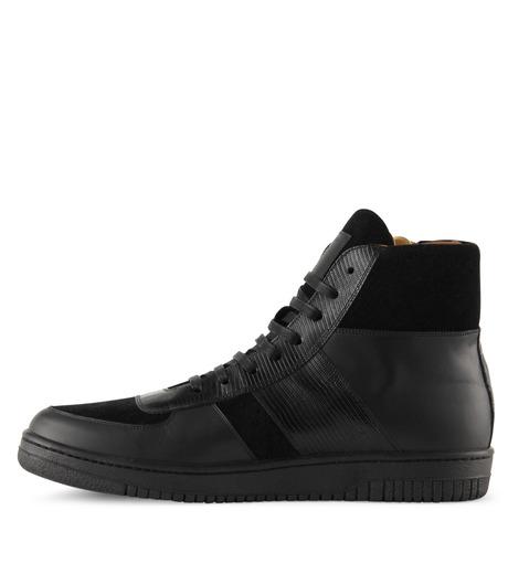 Marc Jacobs(マーク ジェイコブス)のSide zip sneaker-BLACK-WS0076-13 詳細画像2