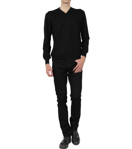Marc Jacobs(マーク ジェイコブス)のSide zip sneaker-BLACK-WS0076-13 詳細画像5