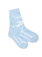 VETEMENTS(ヴェトモン) Reebok Short Metal Socks