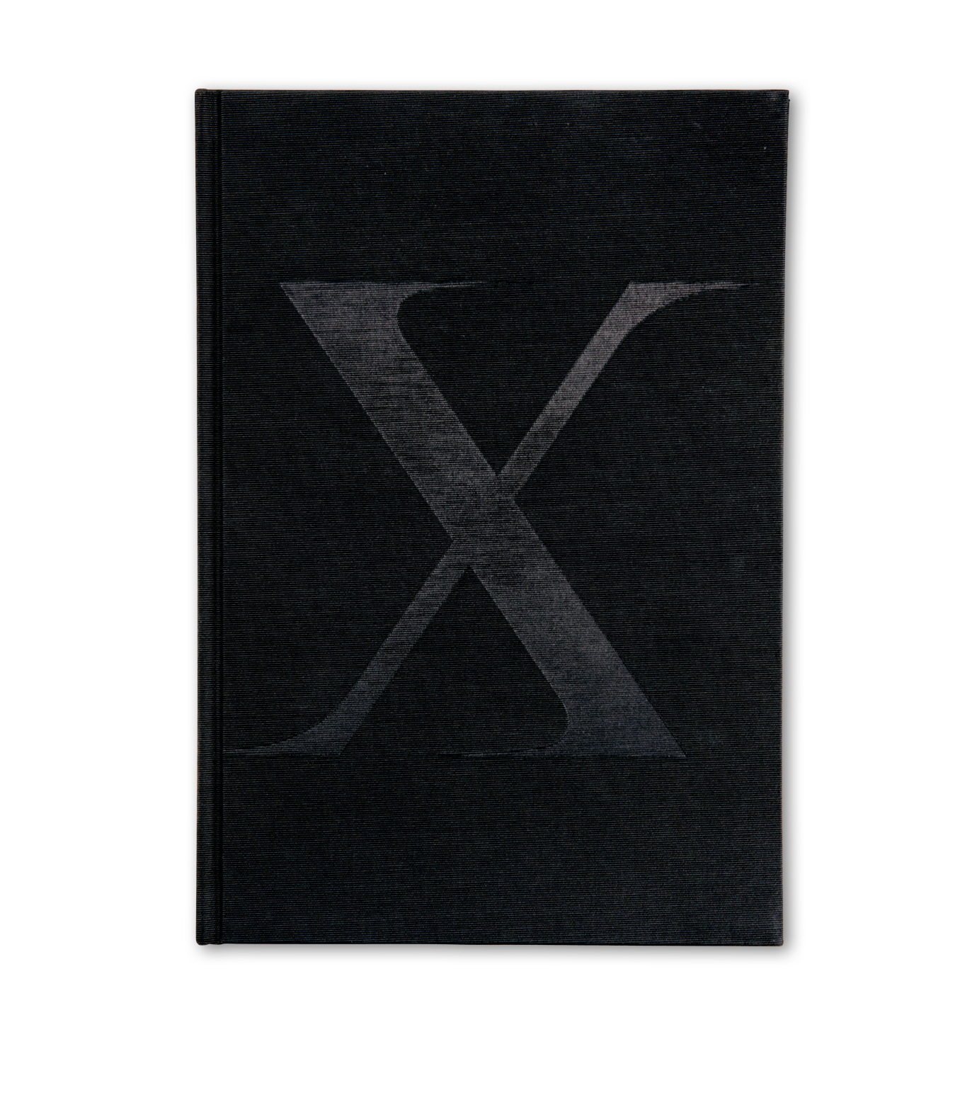 Reality Show(リアリティー ショー)のX Note Book-BLACK(OTHER-GOODS/OTHER-GOODS)-X-Book 拡大詳細画像1