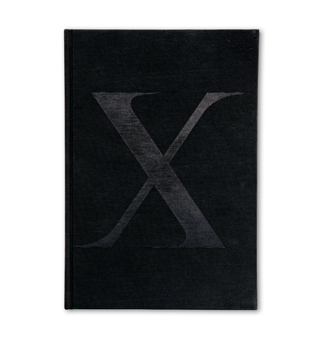 Reality Show(リアリティー ショー)のX Note Book-BLACK(OTHER-GOODS/OTHER-GOODS)-X-Book 詳細画像1