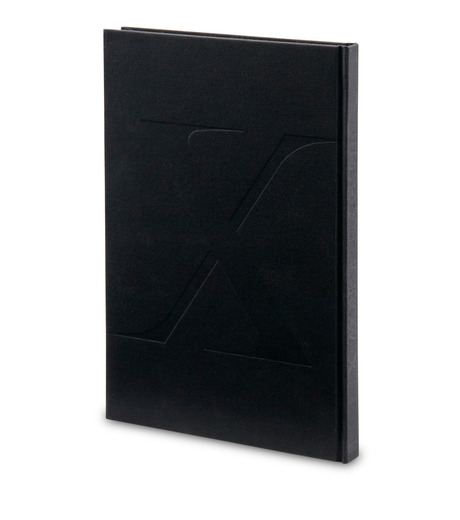 Reality Show(リアリティー ショー)のX Note Book-BLACK(OTHER-GOODS/OTHER-GOODS)-X-Book 詳細画像2