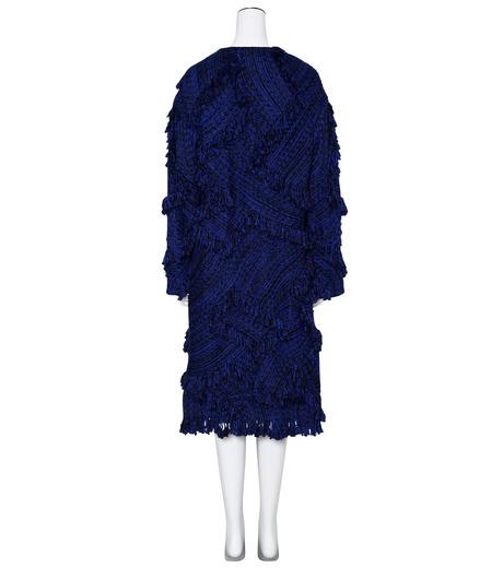 XU ZHI()のOversizre Coat Braid-BLUE(コート/coat)-XZFW160104-92 詳細画像2