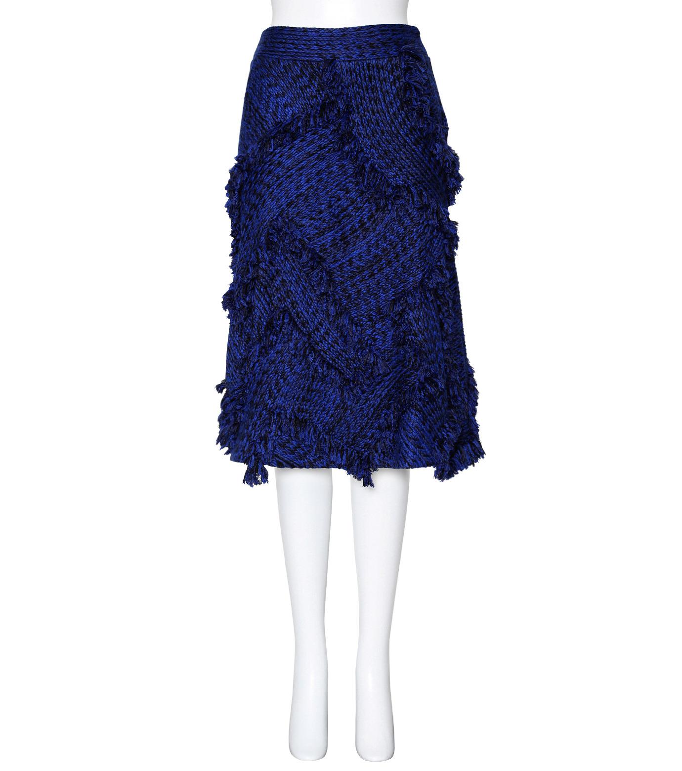 XU ZHI()のA Line Skirt Braid-BLUE(スカート/skirt)-XZFW160301-92 拡大詳細画像1
