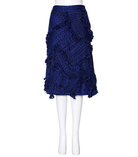 XU ZHI()のA Line Skirt Braid-BLUE(スカート/skirt)-XZFW160301-92 詳細画像1