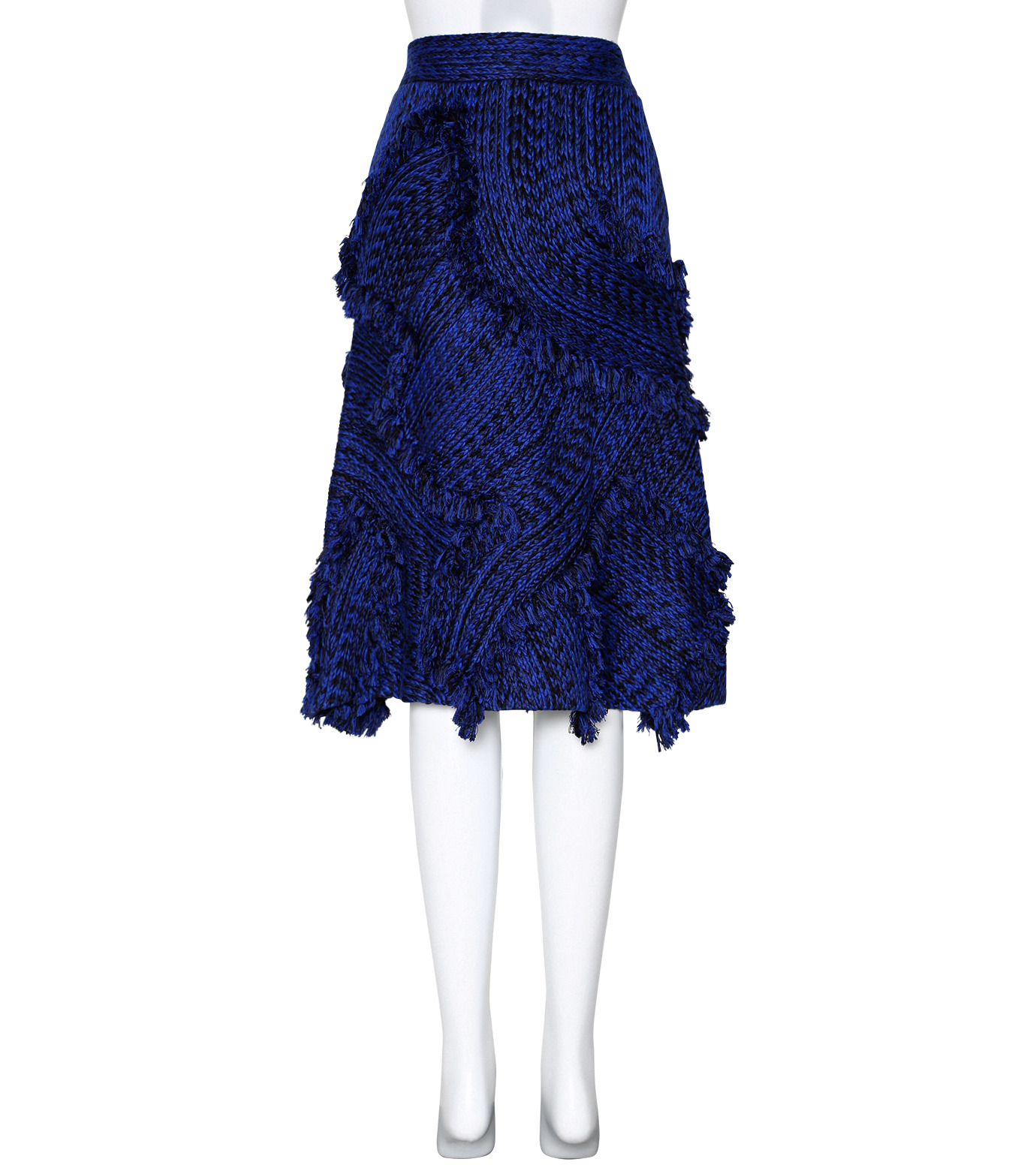 XU ZHI()のA Line Skirt Braid-BLUE(スカート/skirt)-XZFW160301-92 拡大詳細画像2