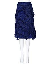 XU ZHI() A Line Skirt Braid
