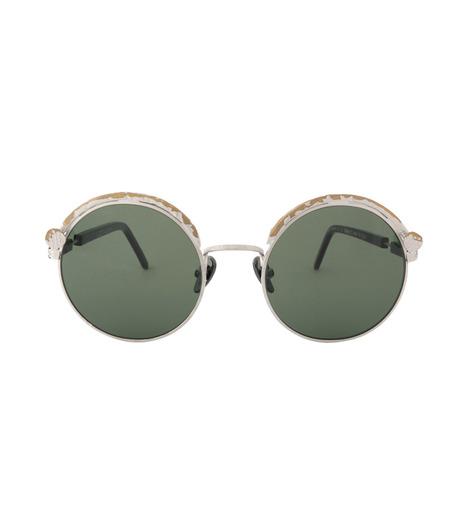 KUBORAUM()のTortoise Shine-SILVER(アイウェア/eyewear)-Z1-TS-1 詳細画像3