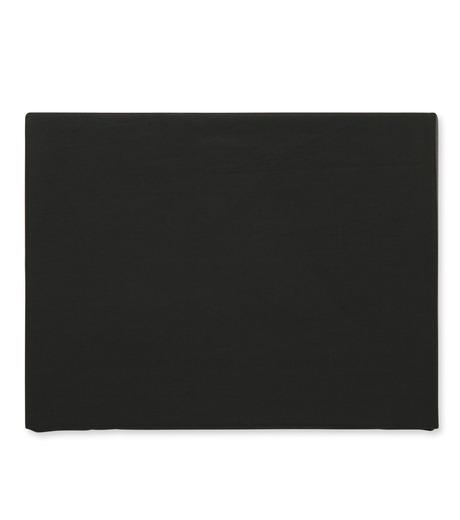 HEY YOU !(ヘイユウ)のBox sheet1/semi double-BLACK(インテリア/interior)-box-sheet-SD-13 詳細画像1