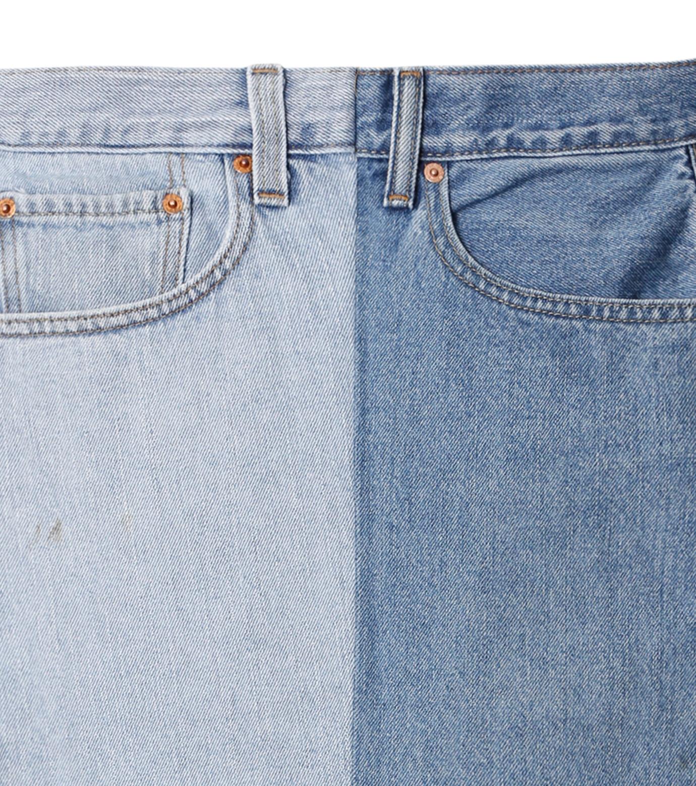 77circa(77サーカ)のFringe Denim Skirt-INDIGO(スカート/skirt)-cc16ss-49-94 拡大詳細画像3
