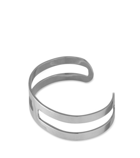 Campbell(キャンベル)のdouble cuff-SILVER(アクセサリー/accessory)-double-cuff-1 詳細画像2
