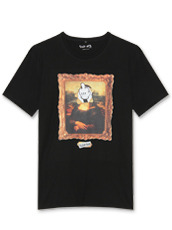 Fuck Art and Kiss,Tシャツ