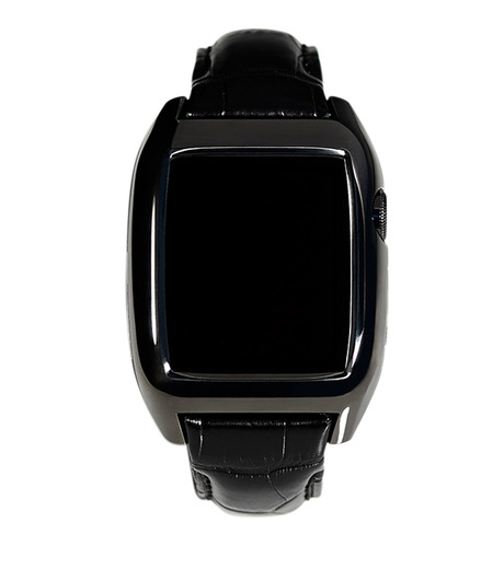 SQUAIR(スクエア)のTHE WATCH 38mm-BLACK(ガジェット/gadgets)-thewatch-38-13 詳細画像1